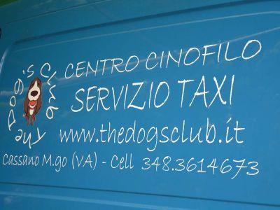 La sede - taxi bau